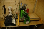 """Lillasyster"" CNC-Router"